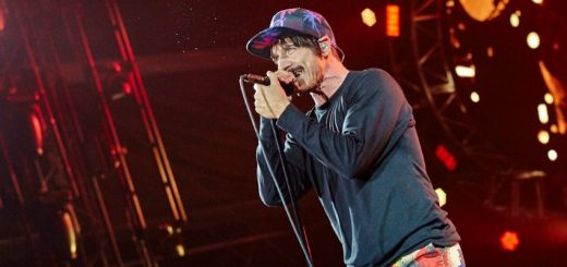 Red Hot Chili Peppers Rock Am Ring 2016