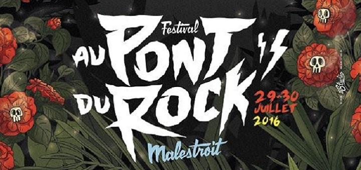 au pont du rock 2016