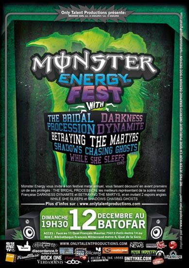 monster energy fest
