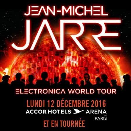Jean-Michel Jarre tournée