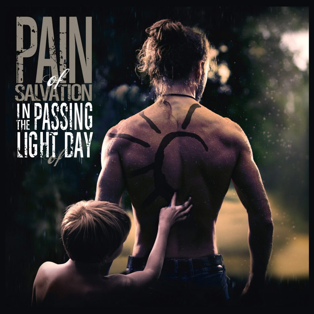 Pain Of Salvation In The Passing Light Of Day Cover