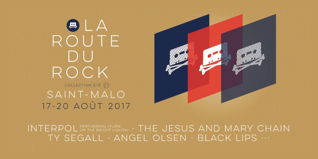 Route du rock 2017