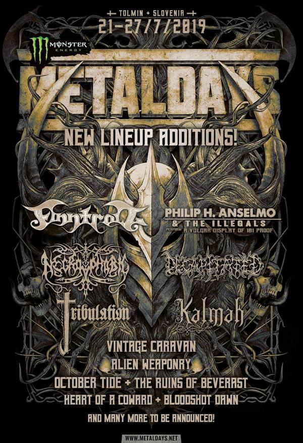 """Résultat de recherche d'images pour """"metaldays 2019"""""""