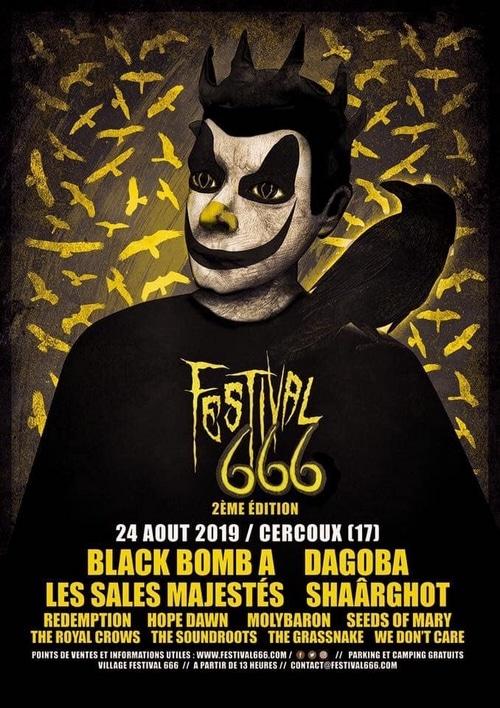 Festival 666 Cercoux (17) Efestii