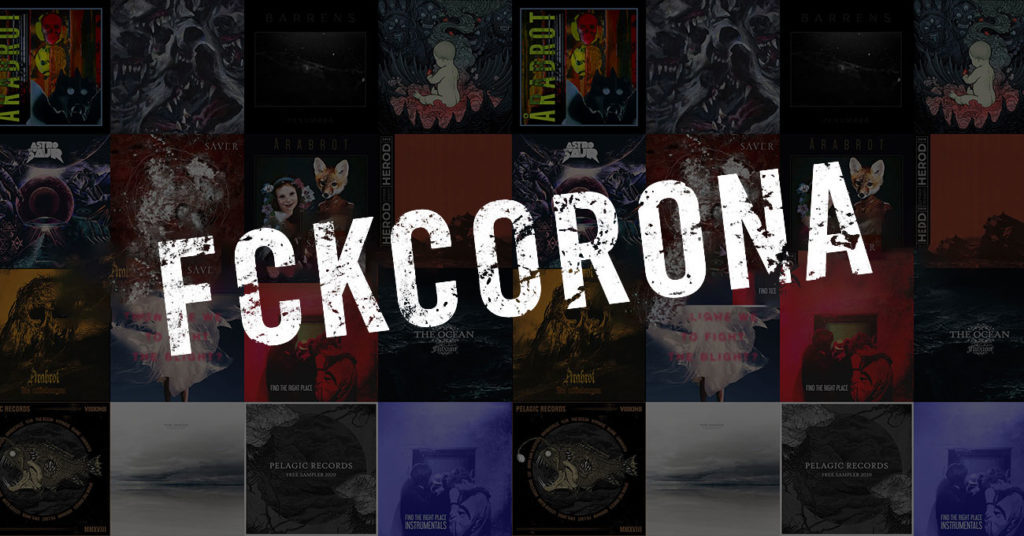 pelagic records fckcorona